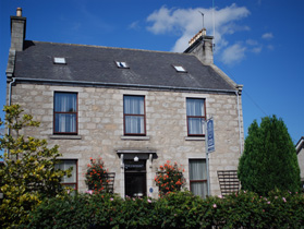 Greenmount Guest House, Huntly, Aberdeenshire