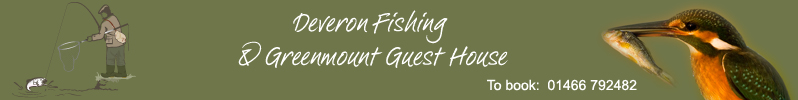 Greenmount Guest House and Deveron Fishing, Huntly, Scotland